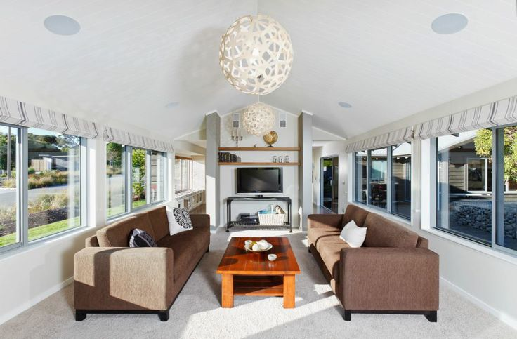 2013 Gold Award Winning Sustainable Home   Formal lounge