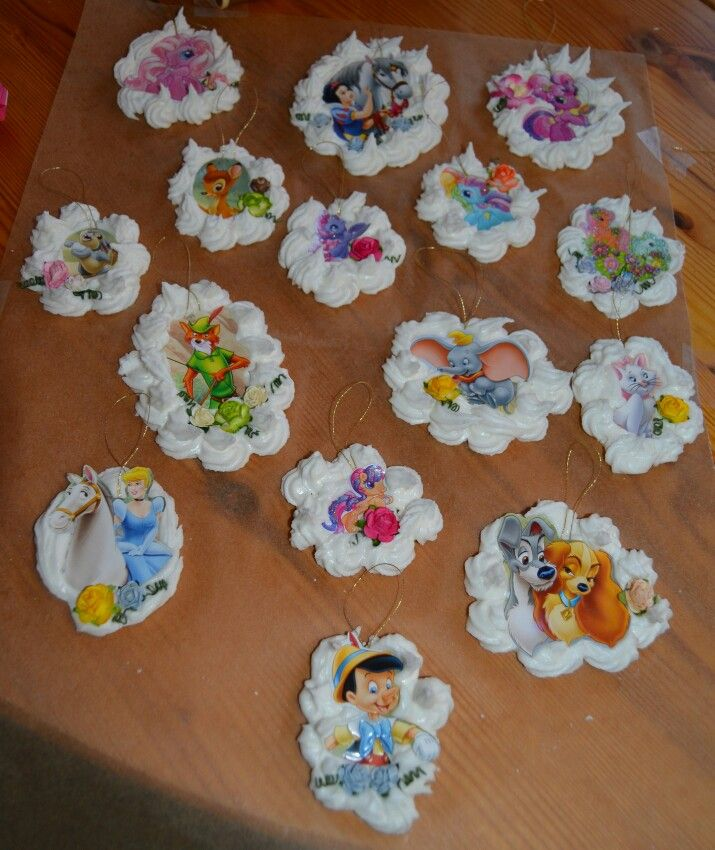 Royal Icing - Kristyr - Disney