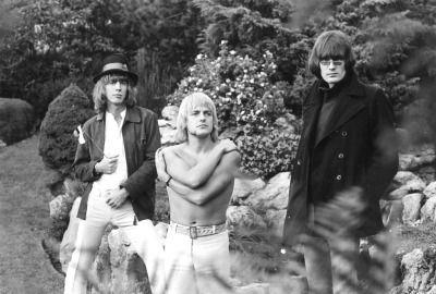 Soft Machine: Kevin Ayres, Robert Wyatt, Mike Ratledge