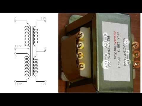 What is a Transformer? An Electrical Transformer Tutorial https://i.ytimg.com/vi/GMePE7NZcxw/hqdefault.jpg