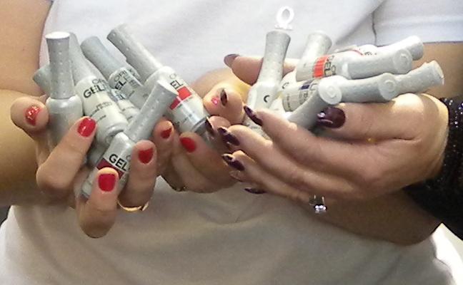 Cosmoprof Bologna 2012: tutti pazzi per Smalti Orly!  Tanti colori smalto Gel tra cui scegliere per colorare le unghie!
