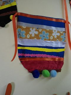 Τα μικιά μου , arts kindergarten: Παραδοσιακές ποδιές