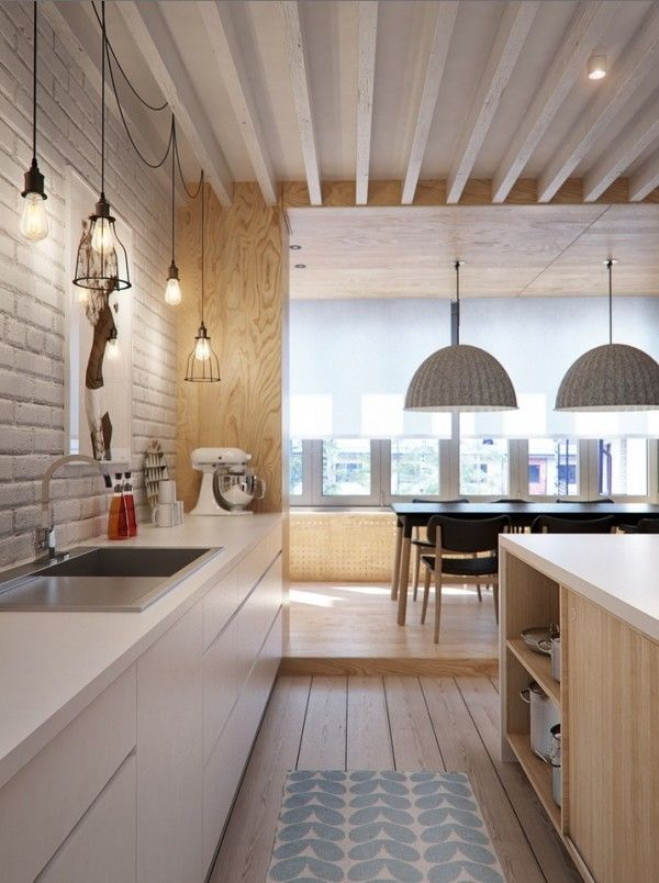Four Apartments from St. Petersburg's Int2 Architecture
