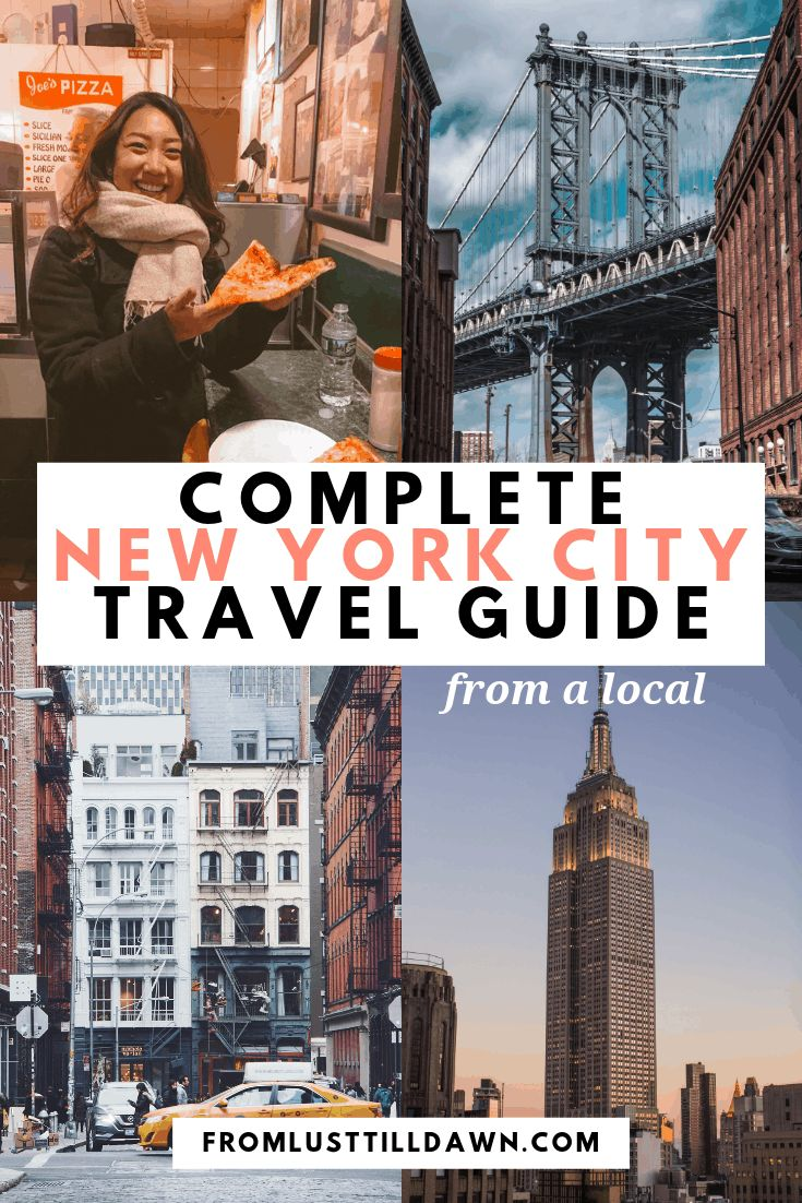 Read the best, most complete travel guide to New Y…