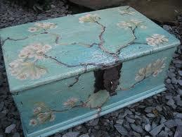 decoupage furniture - Google Search