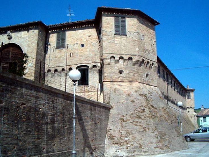 Castelvecchio (Monte Porzio), Marche, Italia