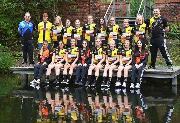 Weibliche C1-Jugend von Hamborn 07 startet in die neue Saison 2016/2017