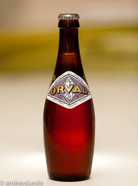 Orval  |  Belgian Pale Ale  |  6.9% ABV  |  Belgium www.MadamPaloozaEmporium.com www.facebook.com/MadamPalooza