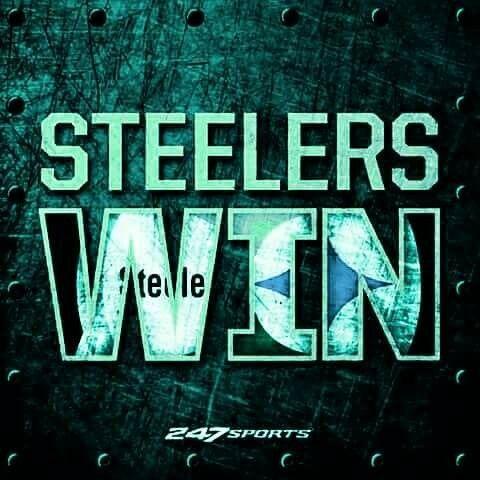 steelergalfan4life 🖤💛 - Steelers Win 🏆💚