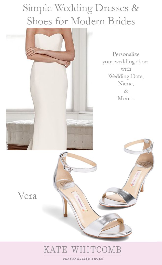 602426a74595 Pin by Kate Whitcomb Shoes on Wedding Dresses