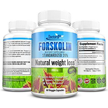 Healthy Weight Loss – Avoid diet pills and fad detox cleanses and get a natural supplement that supports your plan to lose weight, burn fat and get a beach body. Appetite Suppressant – Forskolin extract is more than a fat loss system; it can help curb cravings which encourages reduced stress and anxiety for a healthier you.