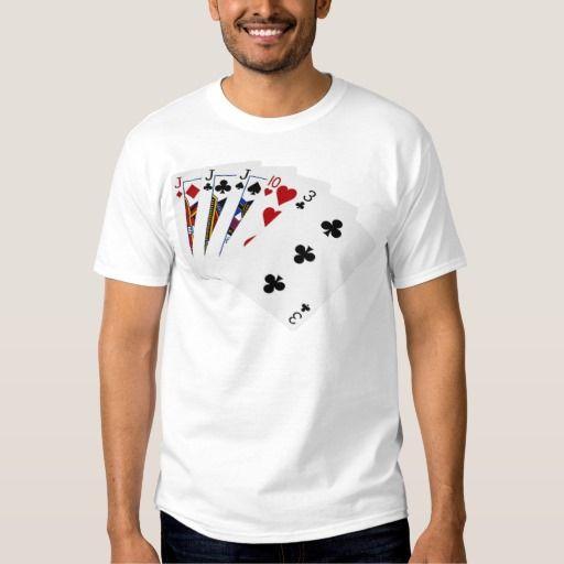 Poker Hands - Three Of A Kind - Jack Shirt