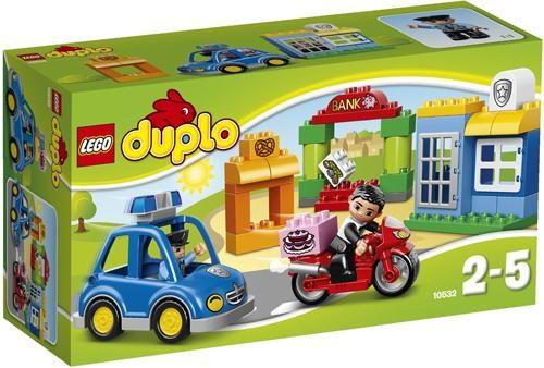 Polícia (LEGO Duplo 10532)