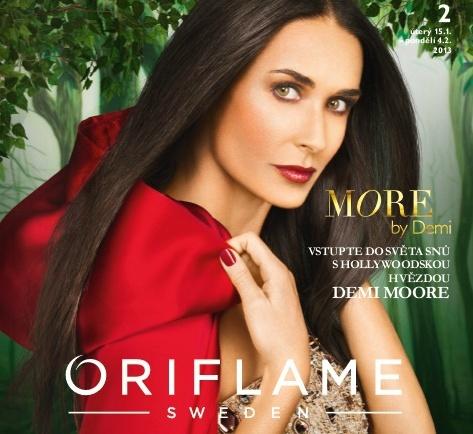 Dekorativní kosmetika More by Demi od Oriflame :: Oriflame cz kosmetika