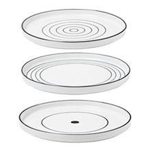 Bono Dessert Tallrikar 3-pack
