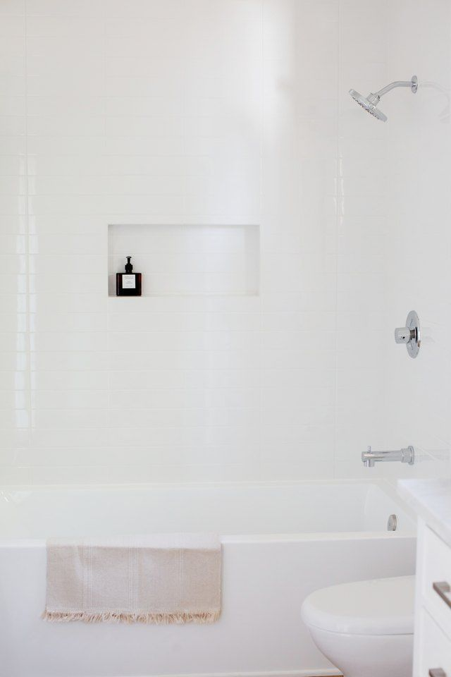 The Procedures For Removing Glue Up Shower Wall Panels And Direct To Stud Panels Are Different To Remove The In 2020 Shower Wall Panels Shower Wall Toilet Fill Valve