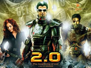 Robot 2 0 Movie Collection : The makers of Rajinikanth-starrer the