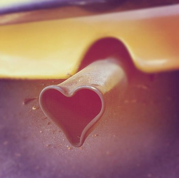 100 Romantic Heart Designs - From Girly Glam Exhaust Pipes to Blossoming Heart Pen Holders (TOPLIST)