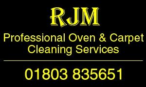 RJM Professional Oven & Carpet Cleaning Services. #ovencleaning #southhams