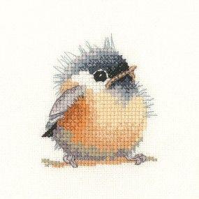 Chickadee - Blacksheepwool