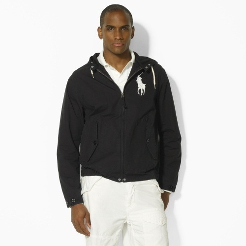 Colt Hooded Windbreaker - Quilted Jackets Jackets & Outerwear - Ralph Lauren UK