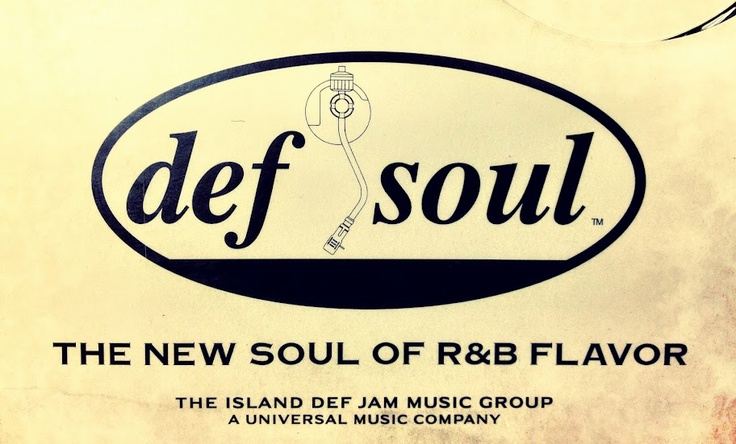 Def Jam sub-label Def Soul