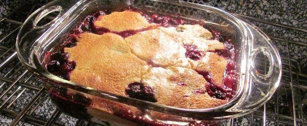 Tastee Rezept Dieser Berry Cobbler ist derjenige, den Sie probieren sollten, wenn Sie …
