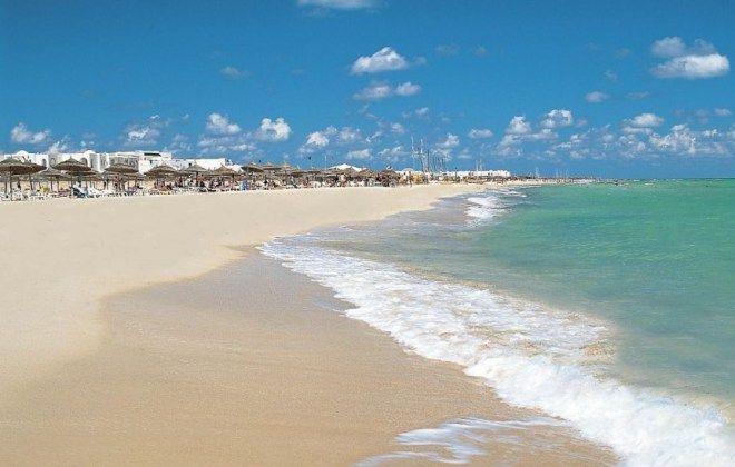 Тунис - Остров Джерба