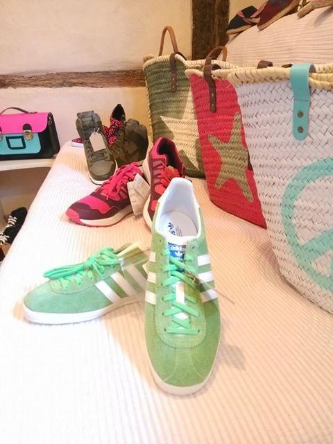 Adidas y Stella Rittwagen