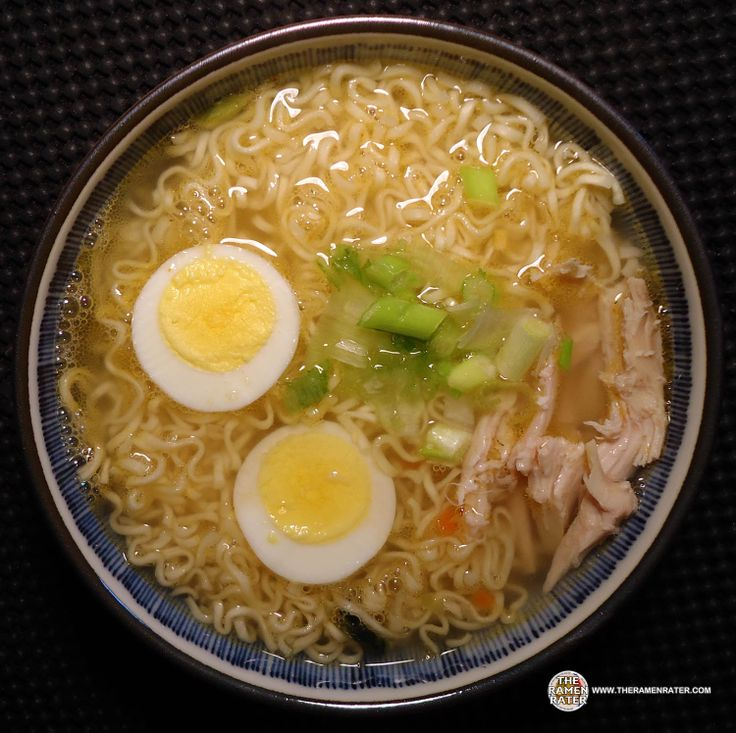 #1254: Four Seas Sesame Oil Chicken Flavour Instant Noodle | The Ramen Rater