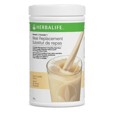 Formula 1 Meal Replacement Shake Mix Herbalife meal plans and workouts available. Jordgalger@gmail.com or www.goherbalife.com/jordherbalyfe   A step by step guide to how I lost 83lbs before I got pregnant and 76lbs so far after I got pregnant!   Email me now for 25% off your order and a free shaker cup!