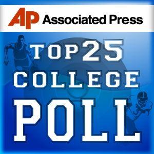 AP College Football Poll Rankings Top 25: Week 2 release updates