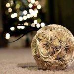 Enfeite super fácil de fazer para decorar a casa com muita criatividade!