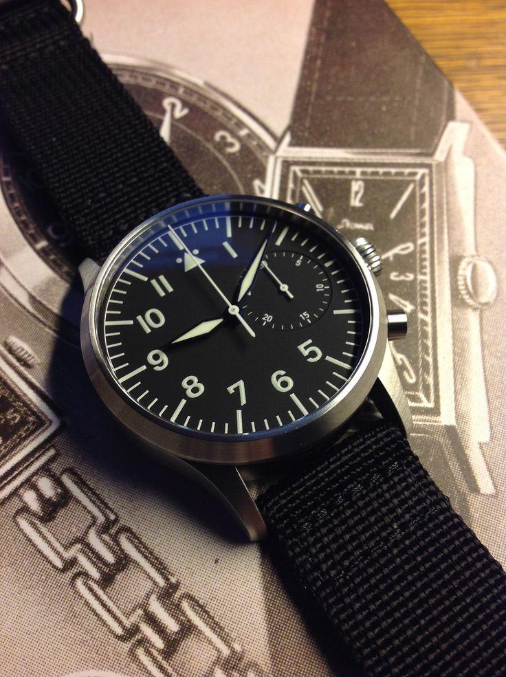 FS: Stowa Flieger Chronograph Handwound