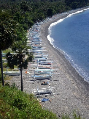 Amed Coast, Bali, Indonesia