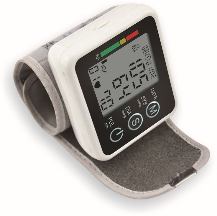Like and Share if you want this  Health Care Germany Chip Automatic Wrist Digital Blood Pressure Monitor Tonometer Meter for Measuring And Pulse Rate     Tag a friend who would love this!     FREE Shipping Worldwide     Buy one here---> https://www.techslime.com/health-care-germany-chip-automatic-wrist-digital-blood-pressure-monitor-tonometer-meter-for-measuring-and-pulse-rate/