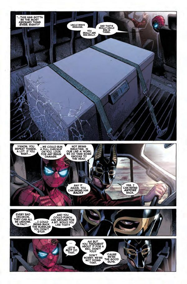 Clone Conspiracy #4 Goes Back To Amazing Fantasy #15 – But Not Quite In The Way You MightThink