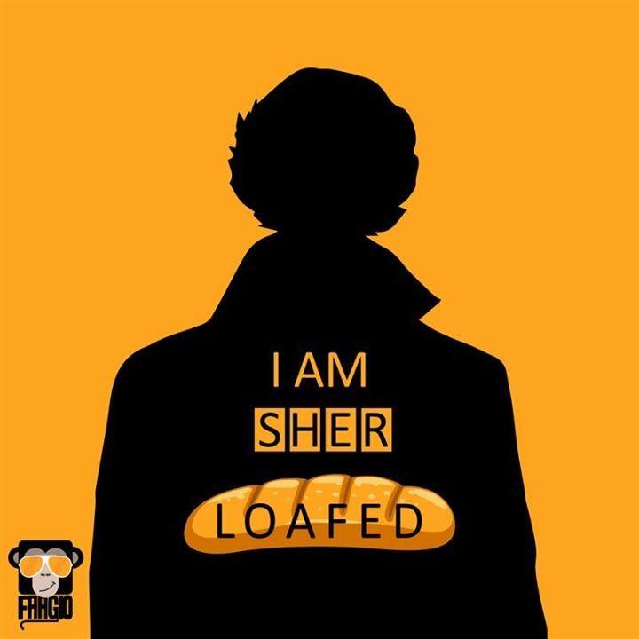#Sherlock#SherlockHolmes#Loafed#breads#foodlovers#Faagio