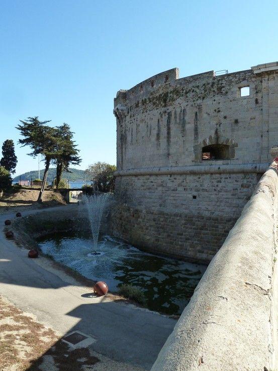 La Tour Royale, Toulon, France - by Marie J