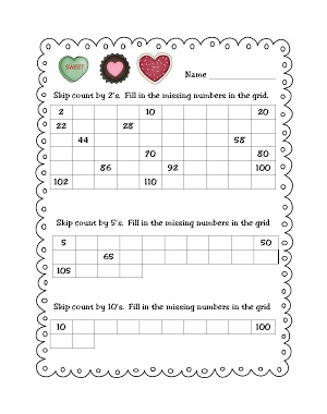 25 best skip counting number line math images on pinterest homeschool math skip counting and. Black Bedroom Furniture Sets. Home Design Ideas