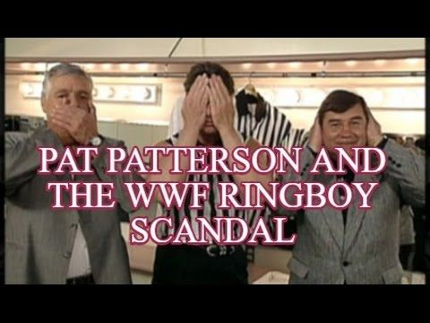 Pat Patterson and the WWF Ringboy Scandal
