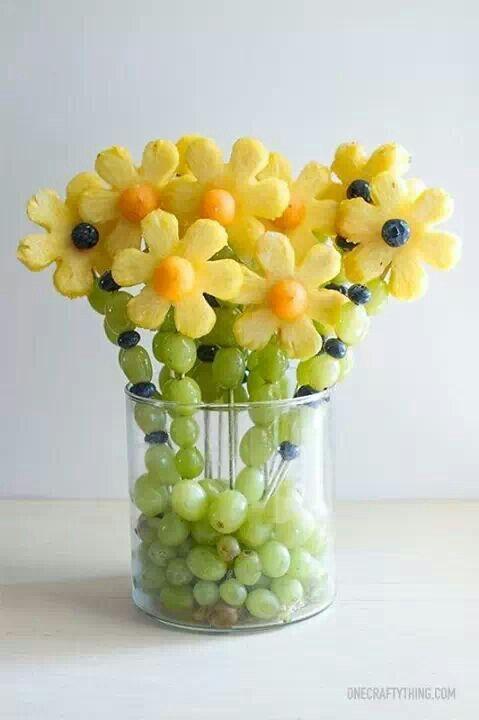 Obst-Blumen