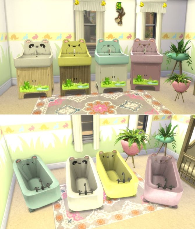 Animal Abound Set at Leander Belgraves via Sims 4 Updates