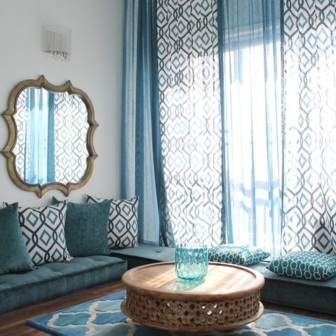 Moroccan floor pillows design ideas pictures remodel and decor