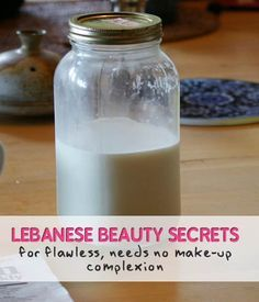 Lebanese Beauty Secrets to Flawless, Needs-no-makeup Complexion | Beauty and MakeUp Tips