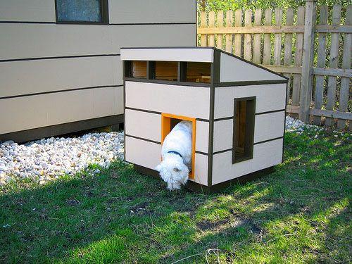 17 Best Ideas About Dog House Blueprints On Pinterest