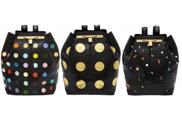Damien Hirst's Backpacks for the Row Are Selling Fast - The Cut