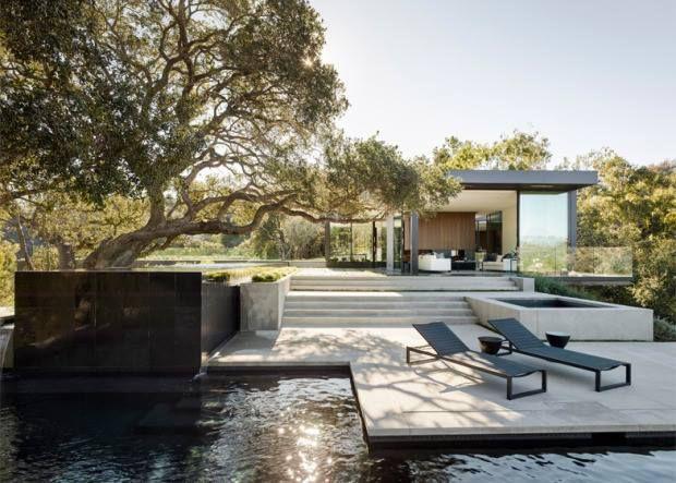 Huis van architectenbureau Walker Workshop in Zuid-Californië