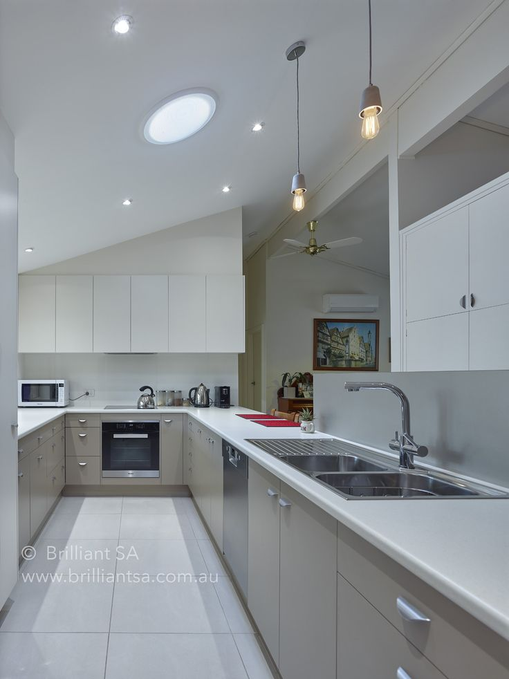 Modern & Functional Kitchen designed and built by the Brilliant SA team