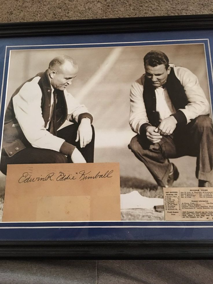 BYU Football Brothers Reminiscing The Past